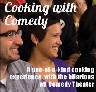 Grilling with Comedy!