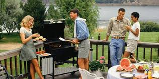 Couples' Cooking: Grill Together
