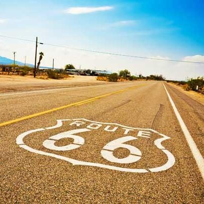 Cruisin' Route 66