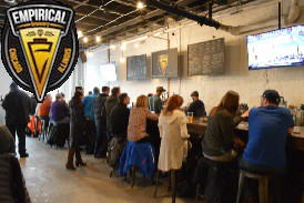 Cooking with Craft Beer: Empirical Brewery